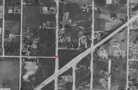 12th and 95th aerial view (1936)