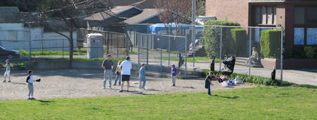 Crown Hill School Ballfield