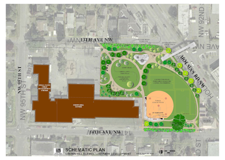 April 2010 Schematic Park Plan