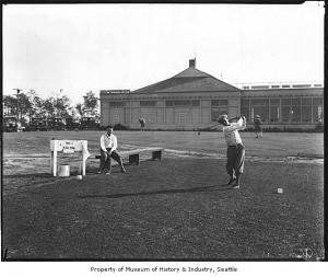 Olympic Golf Course 1925