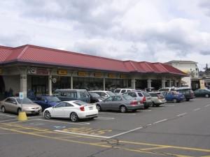 QFC South Entrance