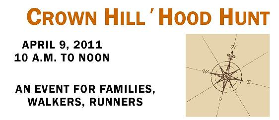 Crown Hill 'hood hunt