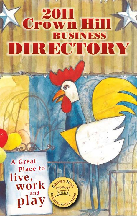Crown Hill Business Directory 2011