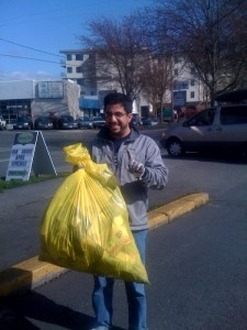 2011 Crown Hill Cleanup